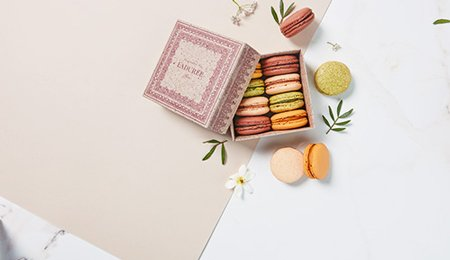 Ladurée, restaurant, tea room and macaron specialist