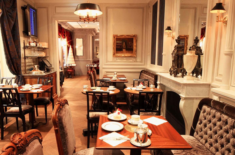 Ladurée Aéroport Orly Ouest Restaurant