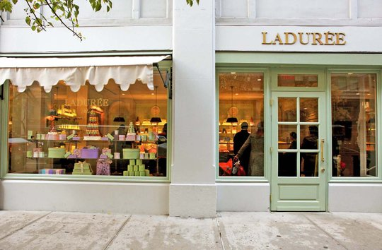 Ladurée New York Madison